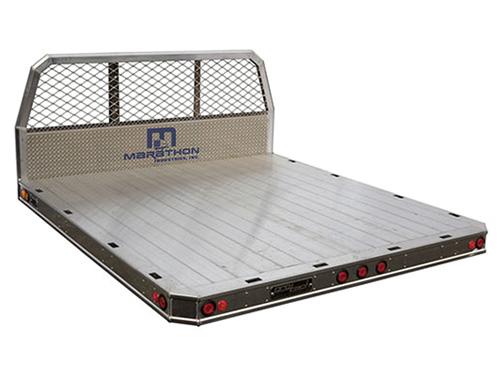 Aluminum Stake Bed Marathon Truck Body