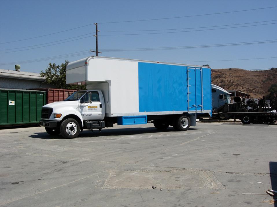 Moving Vans - Marathon Truck Body