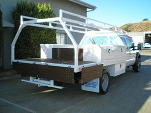 Contractor Bed Marathon Truck Body