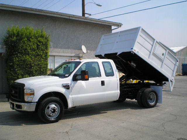 Medium Duty Dump Bed Marathon Truck Body